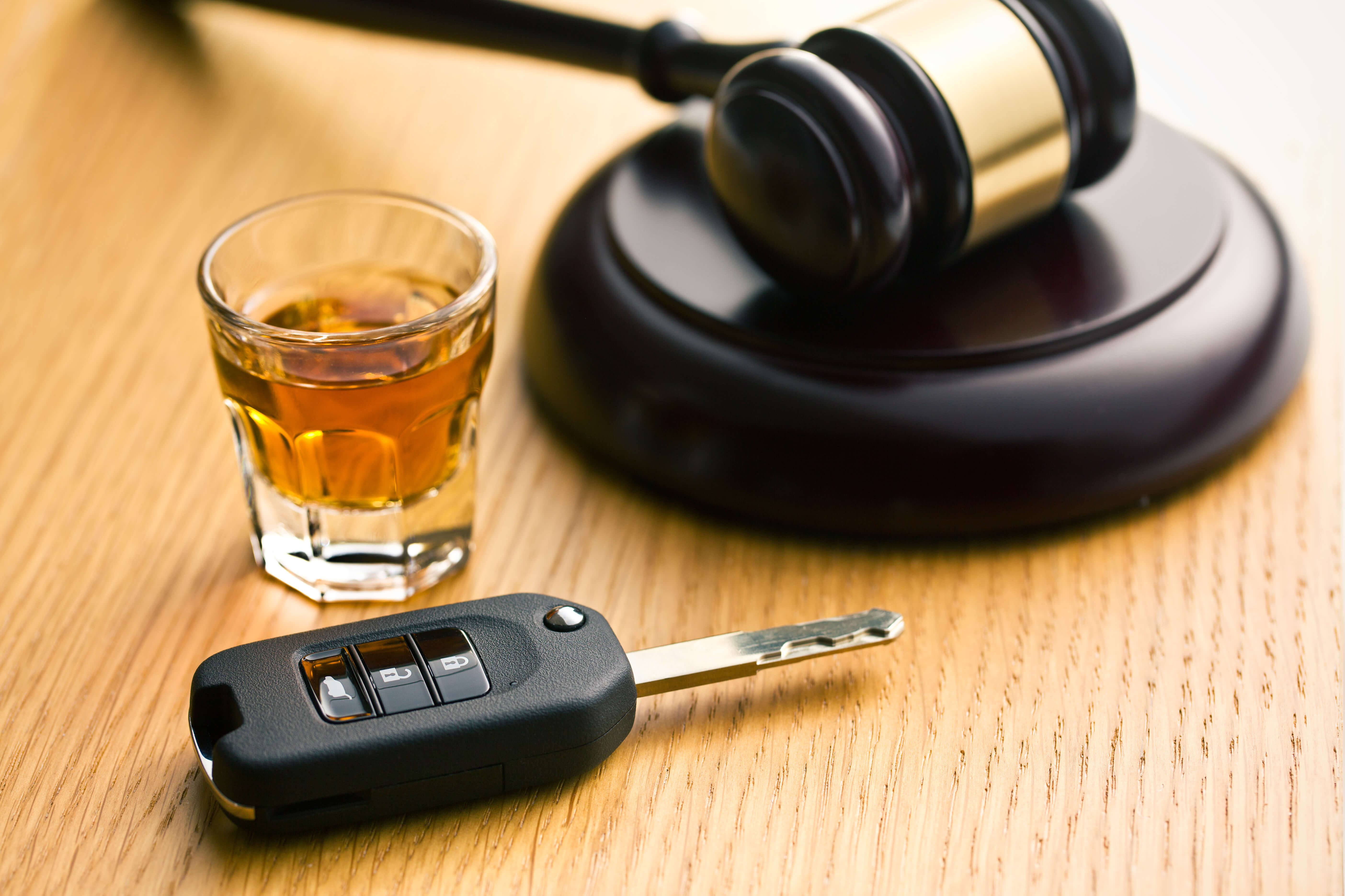 Car keys, whiskey and gavel - what is an ALR hearing